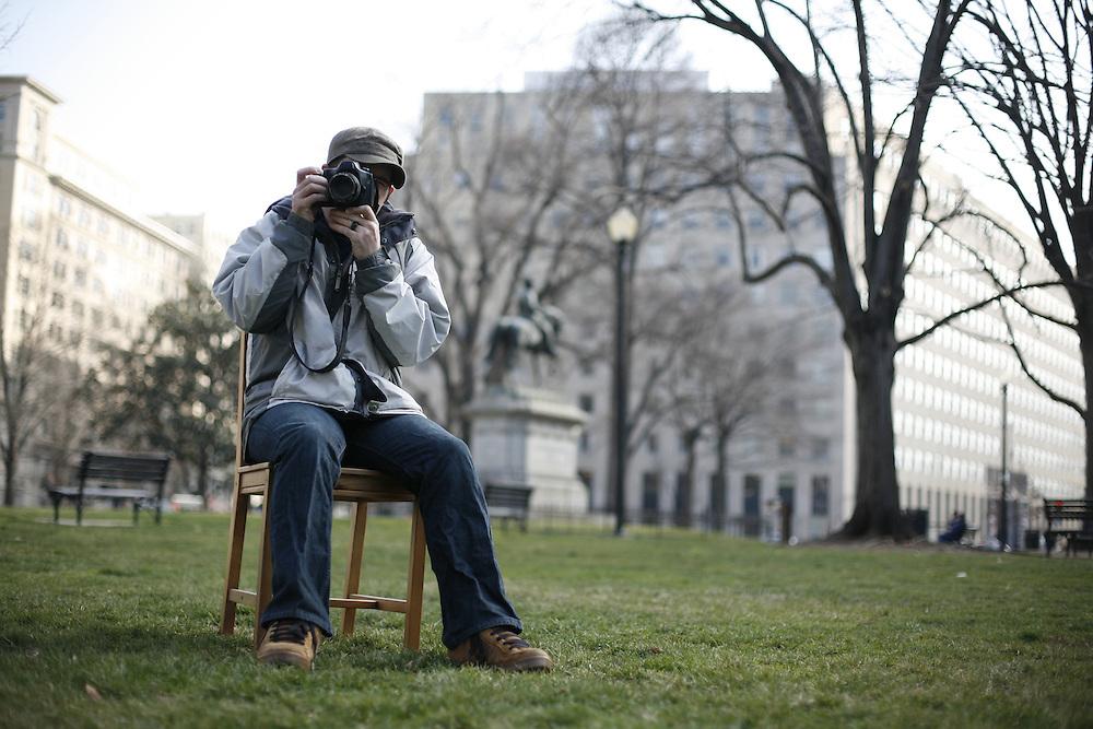 Washington, Feb. 25, 2008 - David Holloway, Washington, DC, Visual Journalist/Storyteller