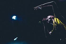 Dubioza Kolektiv performing in Khislstein theatre in Kranj on 31. August, 2019, Kranj, Slovenia. Photo by Grega Valancic / Sportida