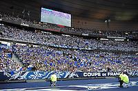 Illustration Stade de France / Supporters Auxerre - 30.05.2015 - Auxerre / Paris Saint Germain - Finale Coupe de France<br /> Photo : Andre Ferreira / Icon Sport