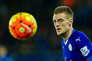 Leicester City v Manchester City 291215