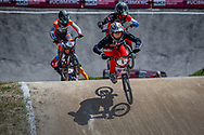 2021 UCI BMXSX World Cup<br /> Round 2 at Verona (Italy)<br /> Qualification<br /> ^we#6 STANCIL, Felicia (USA, WE) Ssquared, AnswerBMX, TLD