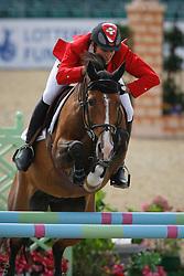 Guerdat Steve (SUI) - Jalisca Solier<br /> European Championship Jumping Windsor 2009<br /> © Hippo Foto - Dirk Caremans