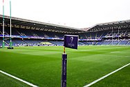 BT Murrayfield Stadium ahead of the European Rugby Challenge Cup match between Gloucester Rugby and Stade Francais at BT Murrayfield, Edinburgh, Scotland on 12 May 2017. Photo by Kevin Murray.