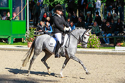 , Warendorf - Bundeschampionate  01. - 05.09.2010, Don´t forget me WE - Schürmann, Charlott-Maria