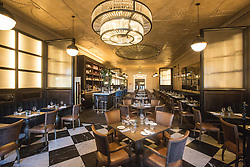 Tam Cowan restaurant review, The Printing Press, Carlton George Hotel, George Street, Edinburgh