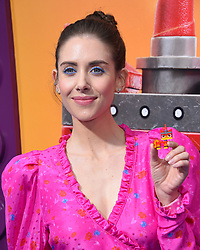 'The LEGO Movie 2: The Second Part' World Premiere. 02 Feb 2019 Pictured: Alison Brie. Photo credit: O'Connor/AFF-USA.com / MEGA TheMegaAgency.com +1 888 505 6342