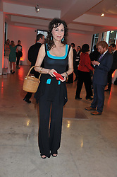 MARIE HELVIN at a dinner in aid The Journalism Foundation held at Philips De Pury & Company, Howick Place, London, SW1 on 22nd May 2012.