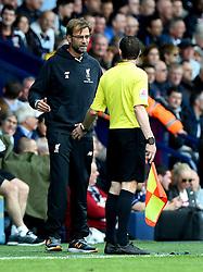 Liverpool Manager Jurgen Klopp - Mandatory by-line: Joe Meredith/JMP - 15/05/2016 - FOOTBALL - The Hawthorns - West Bromwich, England - West Bromwich Albion v Liverpool - Barclays Premier League