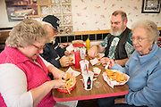 Mike's Drive-In in Oregon City is know for it's berry shakes, halibut fish and chips, burgers and fries.
