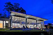 Santa Barbara Residence by Barton Myers Associates.