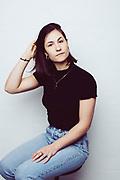 Actress Emma Silja Sångren (©HEIN Photography)
