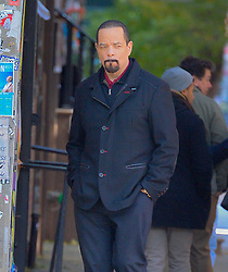 Law & Order: SVU's Ice-T spotted after being arrested for toll evasion while driving his new McLaren sports car out in New York. 25 Oct 2018 Pictured: Ice-T. Photo credit: PC / MEGA TheMegaAgency.com +1 888 505 6342