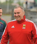Mayo v Galway Ladies Final Connacht