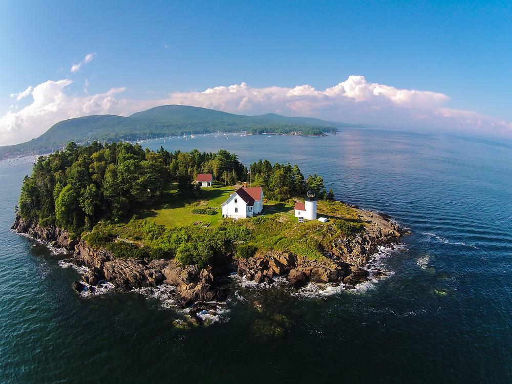 Curtis Island, Camden Maine