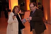GEMMA LEVINE; WILLIAM PACKER, Henry Moore, Tate Britain. London. 22 February 2010