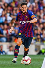 Joan Gamper Trophy - FC Barcelona v CA Boca - 15 Aug 2018