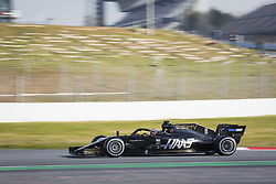 February 18, 2019 - Barcelona, Spain - 08 GROSJEAN Romain (fra), Haas F1 Team VF-19 Ferrari, action during Formula 1 winter tests from February 18 to 21, 2019 at Barcelona, Spain - Photo Antonin VincentMotorsports: FIA Formula One World Championship 2019, Test in Barcelona, (Credit Image: © Hoch Zwei via ZUMA Wire)