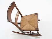 old style rocking chair