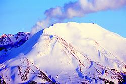 Steam Eruption, Mt. St. Helens, Mt. St. Helens National Volcanic Monument, Washington, US