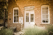 City Hall, Jacksonville, Oregon USA