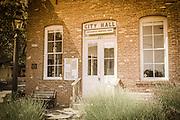 City Hall, Jacksonville, Oregon USA