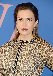 Mandy Moore attending the 2017 CFDA Awards held at The Manhattan center's Hammerstein Ballroom in New York, NY, on June 5, 2017. Photo by Dennis VanTine/ABACAPRESS.COM