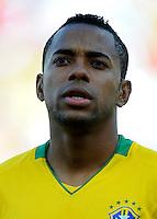 "Conmebol - Copa America CHILE 2015 / <br /> Brazil National Team - Preview Set // <br /> Robson de Souza "" Robinho """