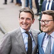 NLD/Amersfoort/20190427 - Koningsdag Amersfoort 2019, Prins Maurits en Prins Constantijn