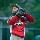 2021-04-30-DJ Westwood at Maywood 12U Baseball