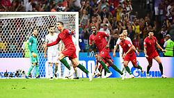 June 15, 2018 - Sochi, Russia - Cristiano Ronaldo..2018 FIFA World CUP, Portugal - Spain 3-3 at Fisht Stadium, Sochi, Russia, 2018-06-15....(c) ORRE PONTUS  / Aftonbladet / IBL BildbyrÃ¥....* * * EXPRESSEN OUT * * *....AFTONBLADET / 85527....VM 2018 i Ryssland, Portugal - Spanien, 3 - 3 *** Local Caption  (Credit Image: © Orre Pontus/Aftonbladet/IBL via ZUMA Wire)