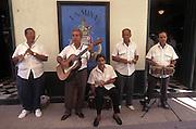 La Mina Quintet, Havana, Cuba