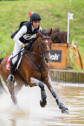 Felix Vogg, (SUI), Onfire - Eventing Cross Country test - Alltech FEI World Equestrian Games™ 2014 - Normandy, France.<br /> © Hippo Foto Team - Leanjo de Koster<br /> 30/08/14