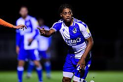 Zain Walker of Bristol Rovers - Mandatory by-line: Ryan Hiscott/JMP - 28/08/2020 - FOOTBALL - Memorial Stadium - Bristol, England - Bristol Rovers v Cardiff City - Pre Season Friendly