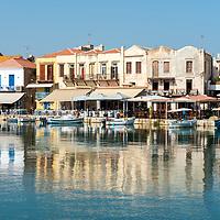 Rethymno - Crete - Greece