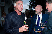PAUL WELLER; MARK POWELL, A Celebration of Style; cool London through the Photographer's lens. Curated by Sandra Higgins. Mark Powell. Marshall St. London. 20 June 2010. -DO NOT ARCHIVE-© Copyright Photograph by Dafydd Jones. 248 Clapham Rd. London SW9 0PZ. Tel 0207 820 0771. www.dafjones.com.