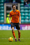 Liam Smith (#2) of Dundee United FC during the William Hill Scottish Cup fourth round match between Hibernian FC and Dundee United FC at Easter Road Stadium, Edinburgh, Scotland on 28 January 2020.
