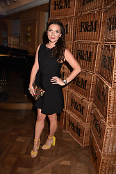 Candice Brown at the Fortnum & Mason Food and Drink Awards, Fortnum & Mason Food and Drink Awards, London, England. 10 May 2018.