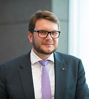 DEU, Deutschland, Germany, Berlin, 15.05.2019: Portrait von Marian Wendt (MdB, CDU), Vorsitzender des Petitionsausschusses.