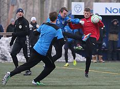 01 Feb 2014 Roskilde KFUM - FC Helsingør