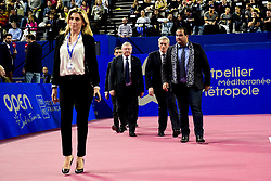February 11, 2018 - Montpellier, France, France - Kamel Chibli - Vice president de la Region Occitanie / Pyreenees Mediterranee (Credit Image: © Panoramic via ZUMA Press)