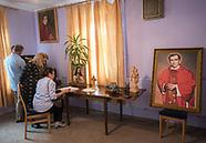 Izba Pamięci księdza Jerzego Popiełuszko w rodzinnym domu