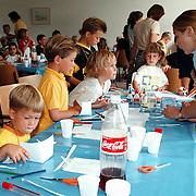 Kinderbijbelweek 1998 Visnet Huizen