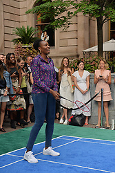 August 23, 2018 - New York, NY, USA - August 23, 2018  New York City..Venus Williams attending the 4th Annual Palace Invitational at the Lotte Palace Hotel on August 23, 2018 in New York City. (Credit Image: © Kristin Callahan/Ace Pictures via ZUMA Press)
