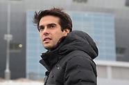 Kaka visits St Petersburg stadium