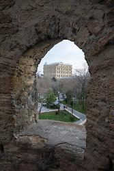 View Of Filarmoniya Park