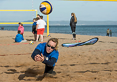 Team Scotland Beach Volleyball | Edinburgh | 4 April 2017