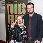 NLD/Amsterdam/20190224 - inloop toneelstuk Turks Fruit, ,