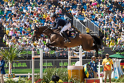 Von Eckermann Henrik, SWE, Yajamila<br /> Olympic Games Rio 2016<br /> © Hippo Foto - Dirk Caremans<br /> 17/08/16