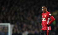 Anthony Martial of Manchester United during the Premier League match at Goodison Park, Liverpool. Picture date: December 4th, 2016.Photo credit should read: Lynne Cameron/Sportimage