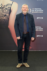 """actor Tcheky Karyio attends """"Baptiste"""" photocall during 58th Monte-Carlo International Television Festival. 18 Jun 2018 Pictured: Tcheky Karyo. Photo credit: maximon / MEGA TheMegaAgency.com +1 888 505 6342"""